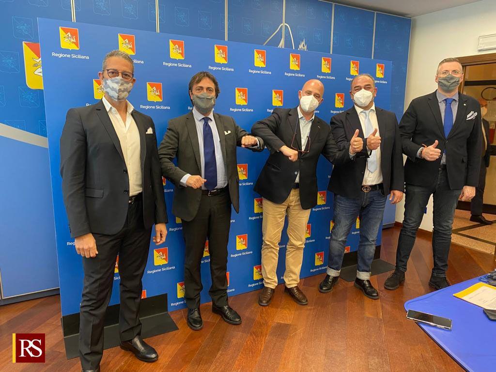 Commercio, l'assessore Turano incontra i rappresentanti di Assoimpresa